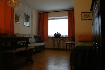 Sestriere, Monolocale Ampio e Luminoso - Colle Sestriere - Apartment