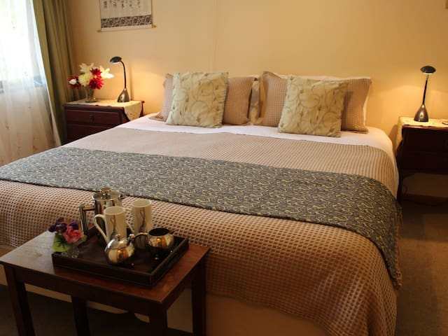 Super king twin bed