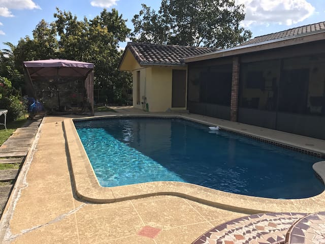 Room for rent - Miami - Huis