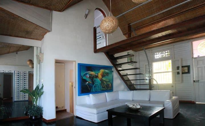 Casa Hotel Auaecoco, Sol, playa y relajación