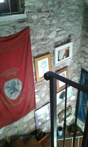 CASA INCANTATA DEL 1500 - Ome - Huis