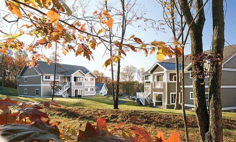 Wyndham Shawnee Village The Poconos 1BR Villa