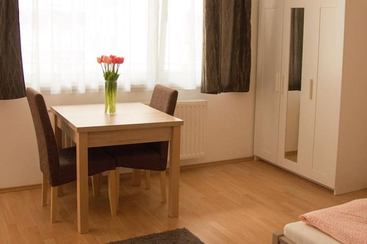 Centrally located modern apartment - A43