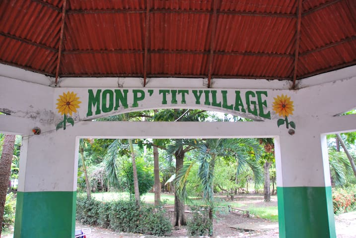 Mon P'Tit Village B&B Leogane,Haiti