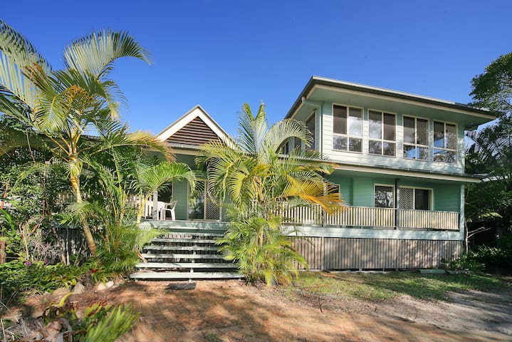 Fabulous Waterfront Noosa North Shore - Noosa North Shore