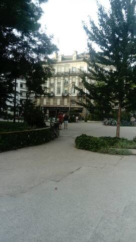 Place Austerlitz