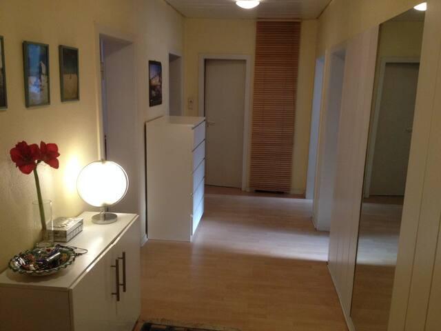 Ruhiges Zimmer - Zentral gelegen - Einzelreisende