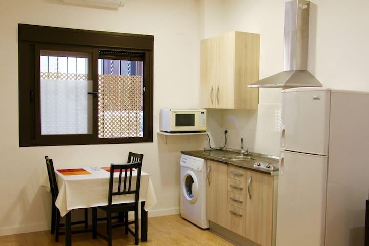Bonito apartamento pleno centro