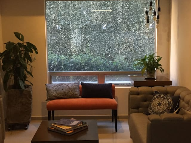 Your Home in Mexico City Santa FE / Corporate Zone