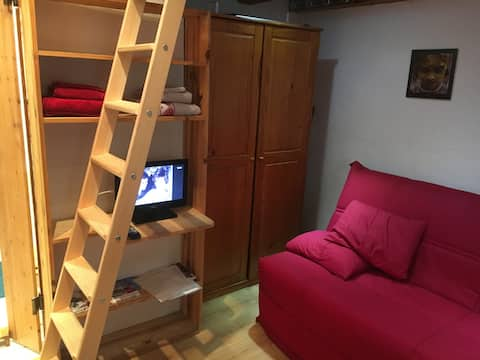 Petit studio cosy