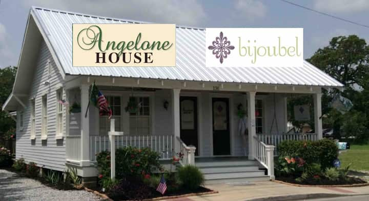 Angelone House, 1st Block Main St., Old Town