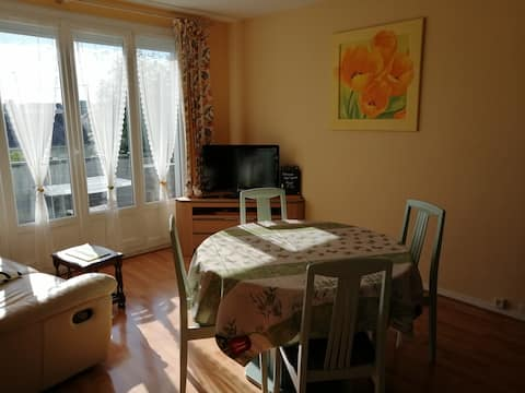 logement dans résidence située à Chalette bourg