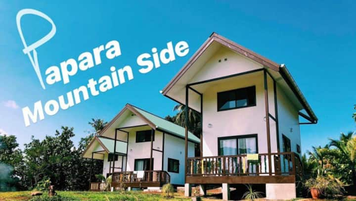 Papara Mountain Side Chalets guest house