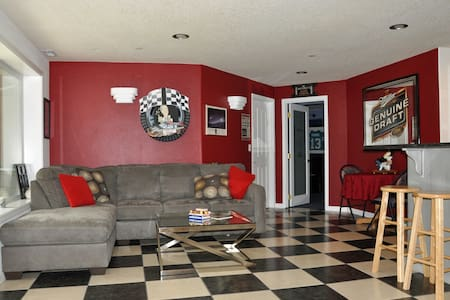 Peaceful - Daylight Basement and Private Entry - Brush Prairie - Σπίτι
