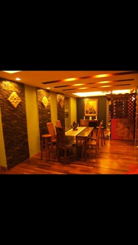 Asia style room - Shah Alam  - Appartement