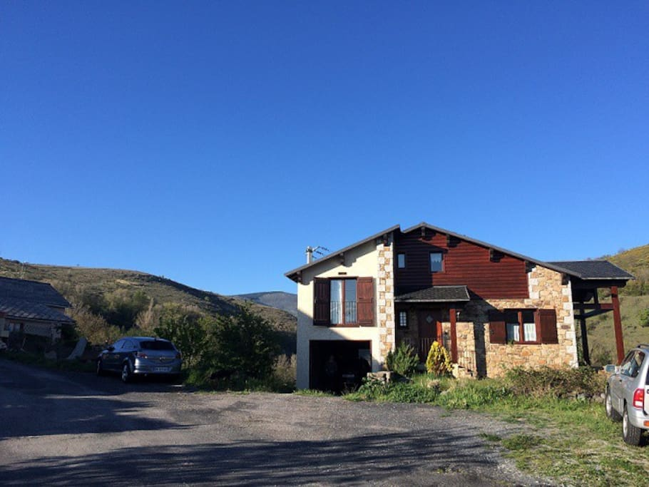 Casa rustica en la cerdanya maisons louer bourg - Casas la cerdanya ...