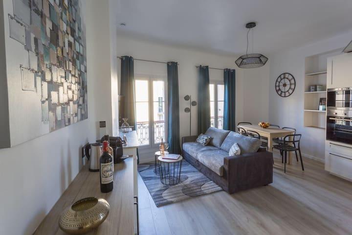 Design et confort en plein cœur d'Aix - Aix-en-Provence