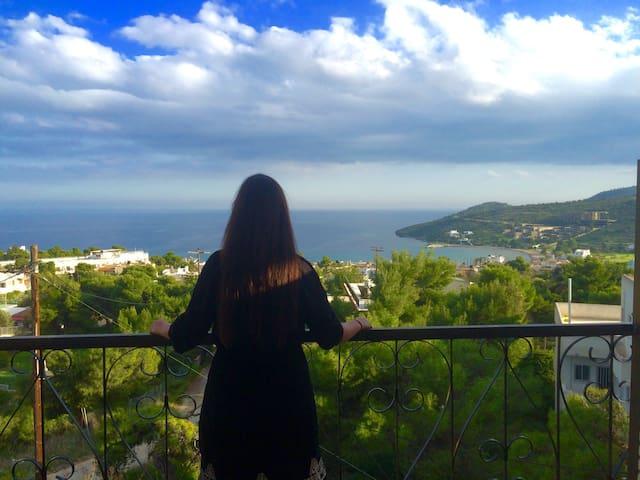 Agia Marina/Aegina Apartments - Egina - Wohnung