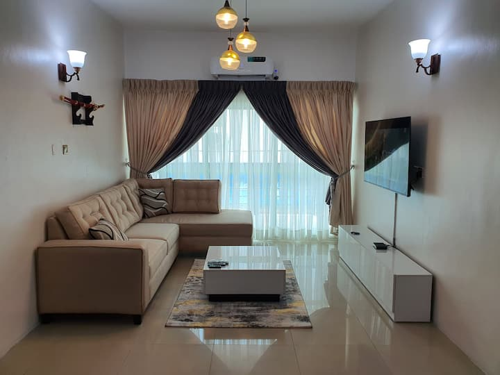 1 bed spacious apartment in the heart of Lekki 1