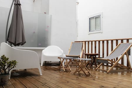 Lovely Bay Ericeira Central 3 Bedroom Flat