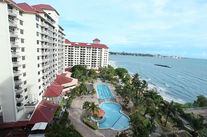 Villa Bonda (Halal Homes) @ Glory Beach Resort - Port Dickson - Appartement en résidence