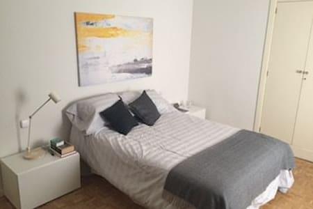 1 bedroom Gregorio Marañon Swiming pool and Garage - Condominium