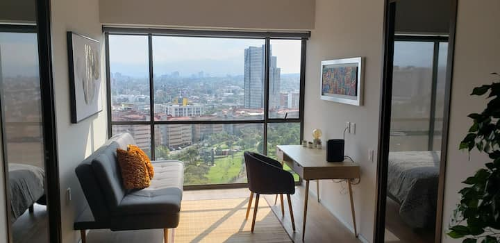 Hermoso departamento  WiFi high speed & Cable TV