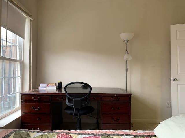 Comfy space minutes from IAD Airport