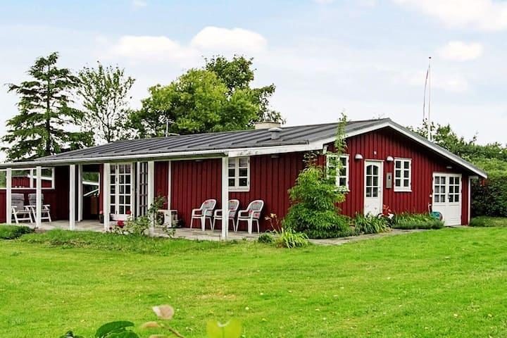 3 person holiday home in Hadsund