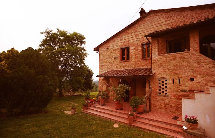 Casa M.E.A.   Cusignano, San Miniato Pi - Cusignano - Appartement