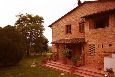 Casa M.E.A.   Cusignano, San Miniato Pi - Cusignano