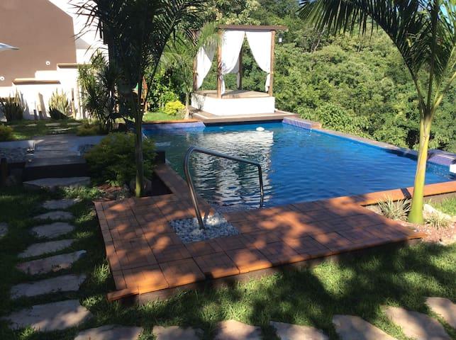 Cuarto en Mazunte oaxaca, sea view, bedroom