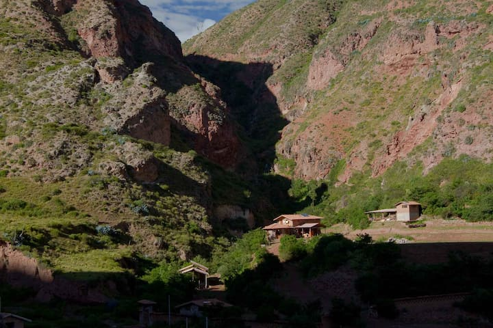 Cusco for You - Salineras Ranch
