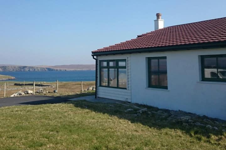 Casa de campo con 2 habitaciones y buenos vistas