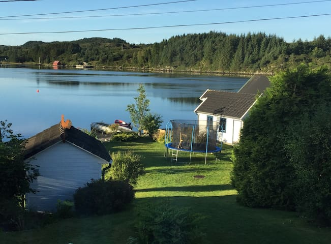 Apartment by the water - Kopervik - Appartement