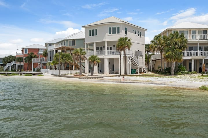 Perfect Beach house for families to share