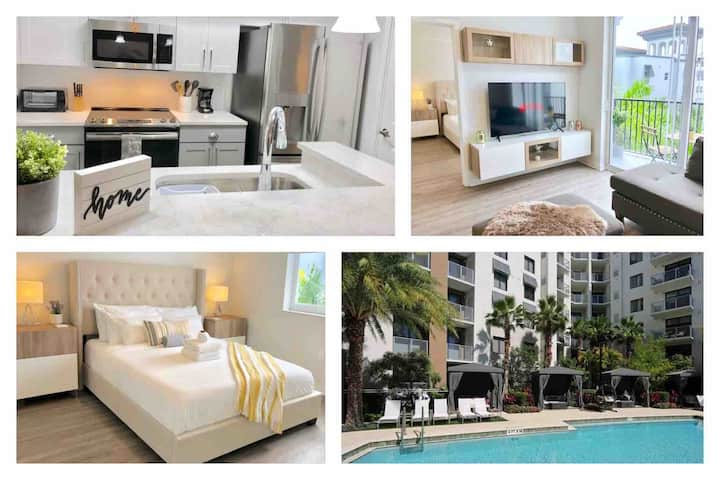 Luxury Resort Style Downtown Lauderdale Penthouse