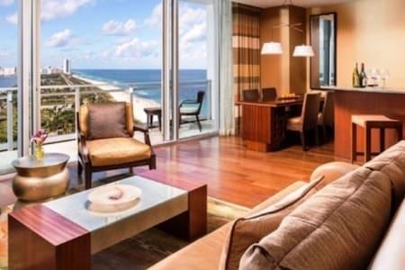 Ritz Carlton Bal Harbour One Bedrm - Bal Harbour - Apartemen