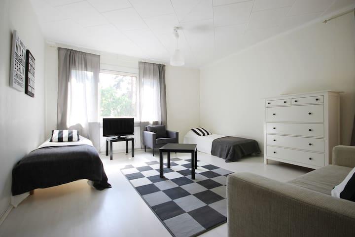 Linnanneito! - Kuopio - Apartamento