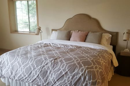Master Suite with Private Entry - El Dorado Hills