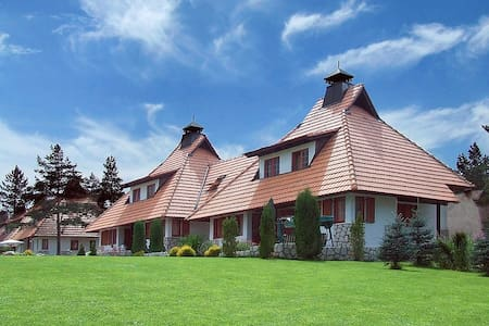 Duplex with 3 bedrooms (5 adults) - Faház