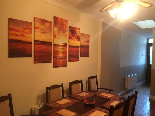 Double Room, Ideal location - Shannon - Townhouse