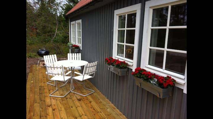 Modernt mysig boende Tofta Strand -Gotland