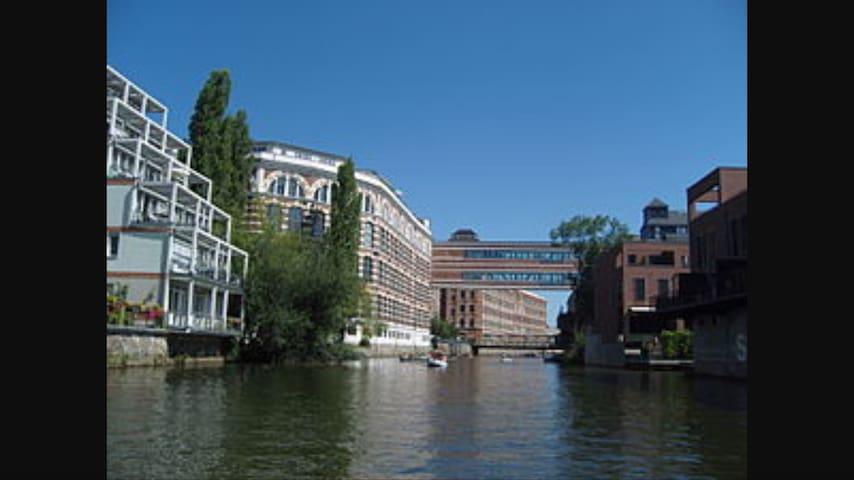 Loftwohnung am Karl- Heine- Kanal - Leipzig - Apartmen