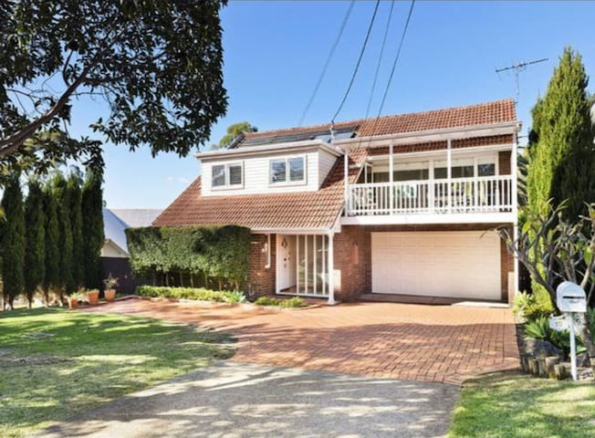 Lovely Room in private duplex - Frenchs Forest - Penzion (B&B)