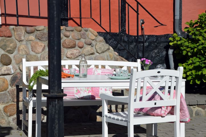 Storfamilie ophold i Hasle på Bornholm - Hasle - Diğer