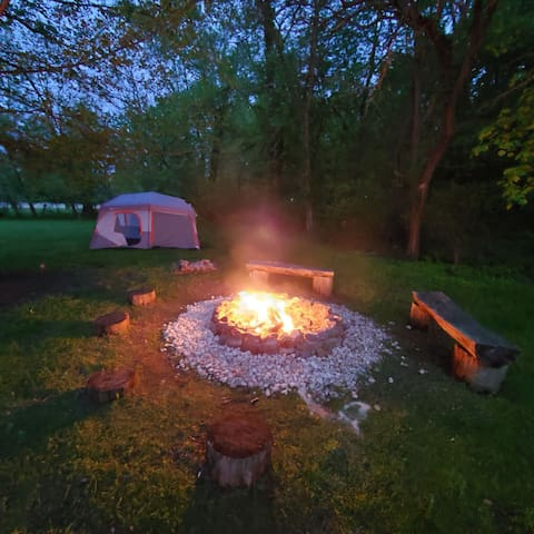 Come camping!! and then some.. at The Estate!