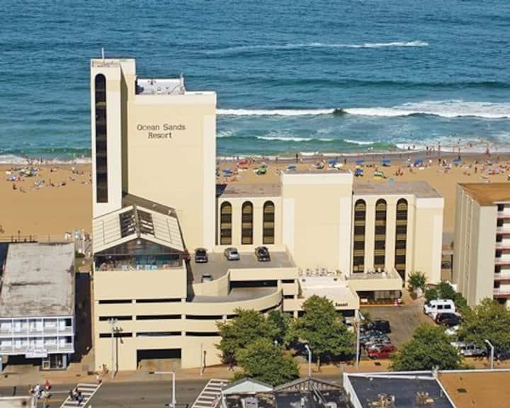 Beautiful ocean sands oceanfront resort