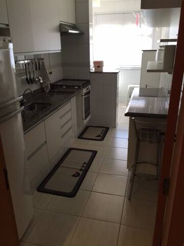 Quarto Individual - Piracicaba - Apartment