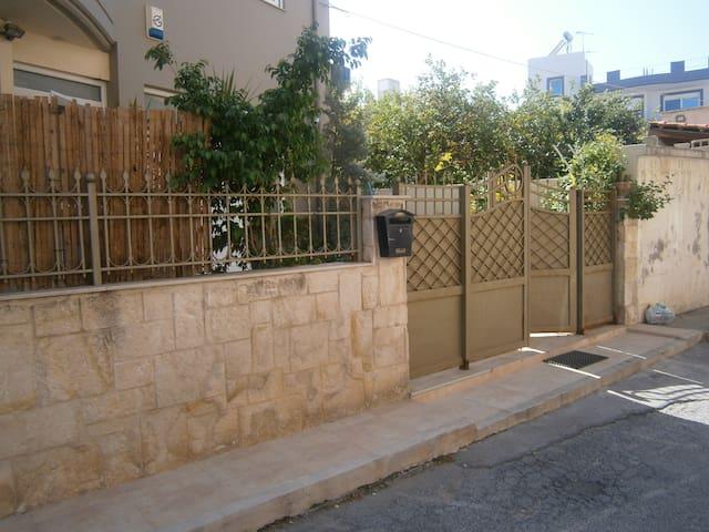 Ησυχο διαμερισμα για οικογενεια Καταληλο για μικρα - Nea Alikarnassos - Hus